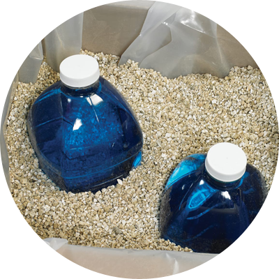 Vermiculite Packing material1